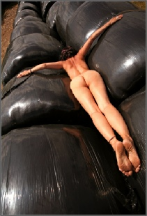 Crucified. 60155: Contemporary, Location Figurative Art from The Spa Collection